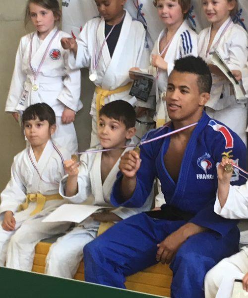 Kid's Challenge judo 34