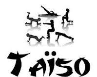 Venez essayer le Taïso ! 3 cours d'essai en septembre !!